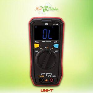 UNI-T UT123 Pocket-sized Residential Multimeter