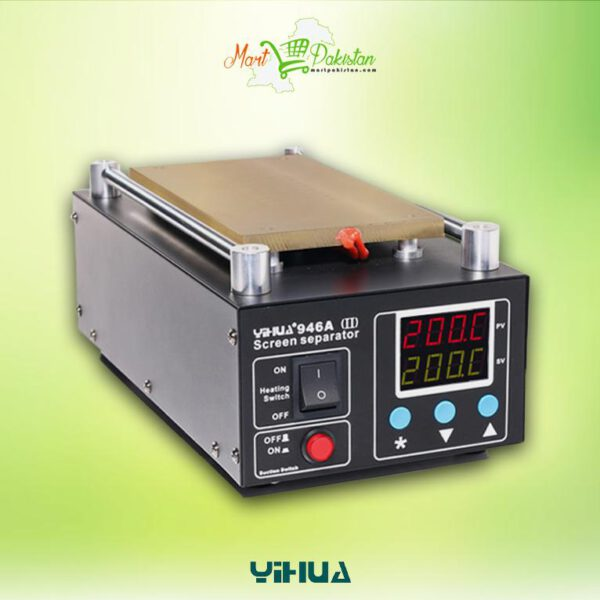 YIHUA 946A-II LCD TOUCH SCREEN GLASS SEPARATING MACHINE