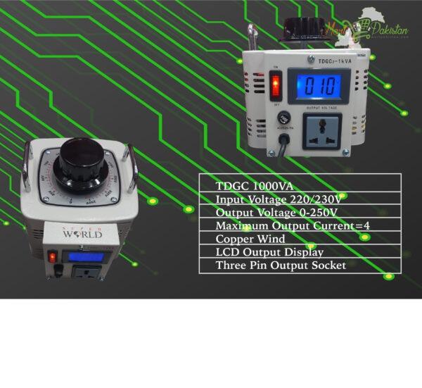 TDGC 1000VA