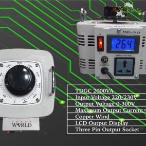 TDGC 2000VA 300V