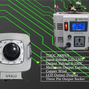 TDGC 3000VA