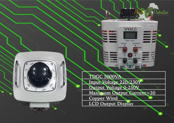 TDGC 5000VA