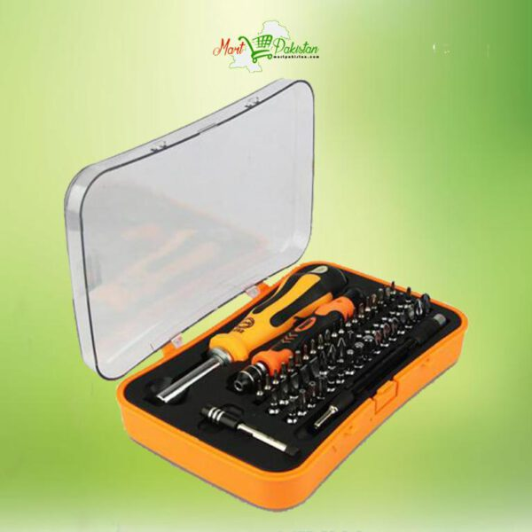 JM-6092A 57 in 1 Multi-Functional Screwdriver Hand Tool Set