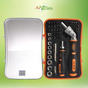 JM 6102 43 in 1 Multi-Functional Screwdriver Hand Tool Set