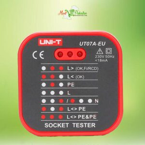 UT07A-EU Socket Tester