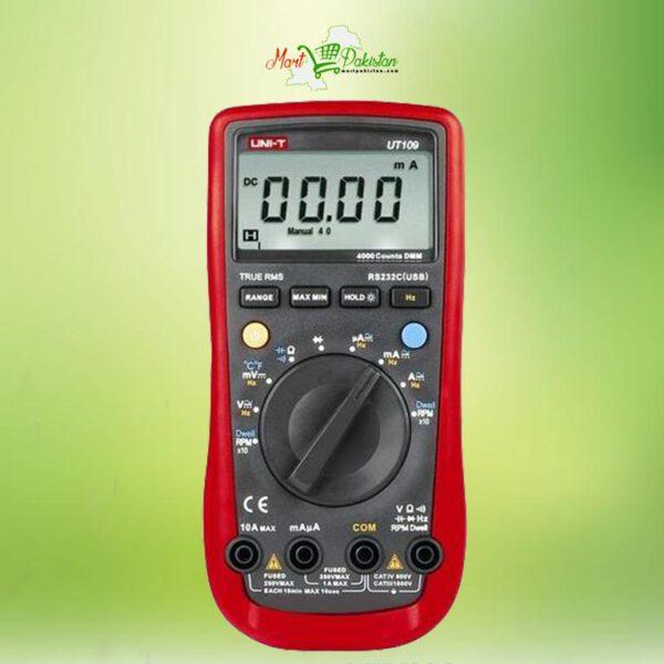 UT 109 Automobile Multimeter
