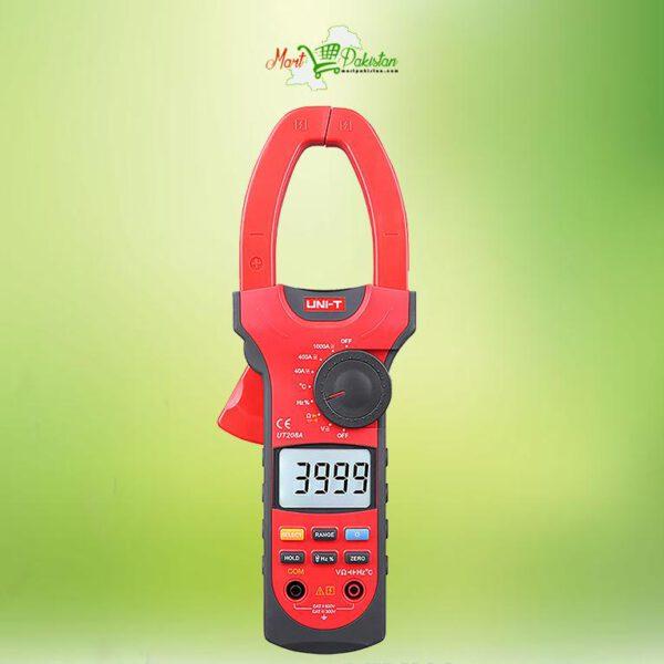 UT208A 1000A Digital Clamp Meter