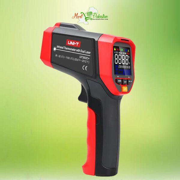 UT302C+ Infrared thermometer