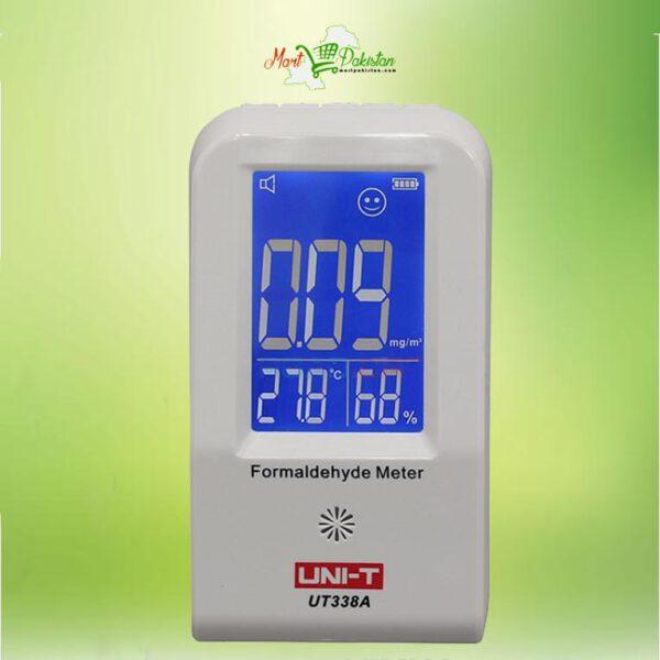 UT 338A Formaldehyde Gas Detector