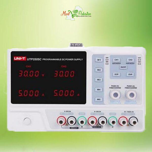 UTP 3305C  DC POWER SUPPLY
