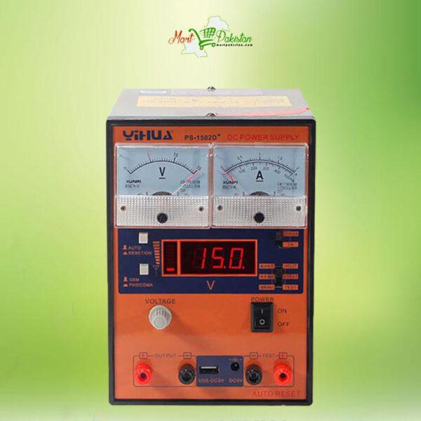 YH 1502D+ DC POWER SUPPLY