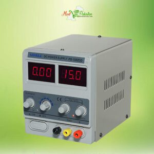 YH 1502DD DC POWER SUPPLY