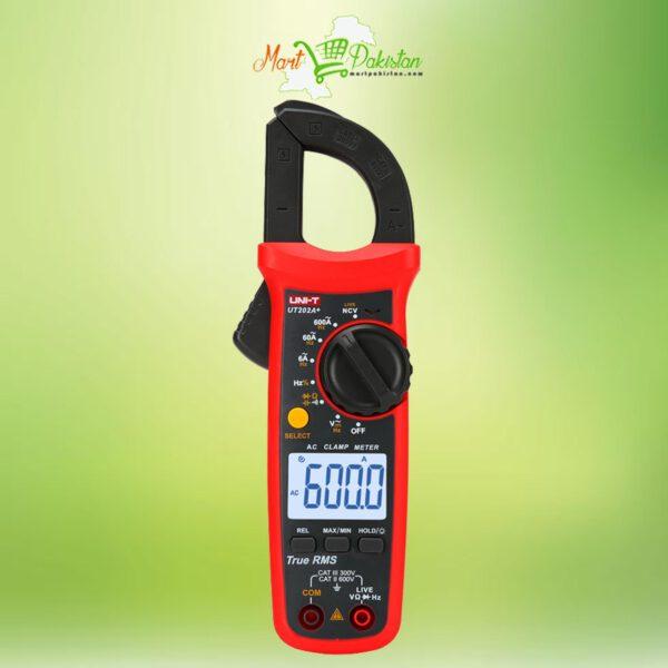 UT202A+ Digital Clamp Meter