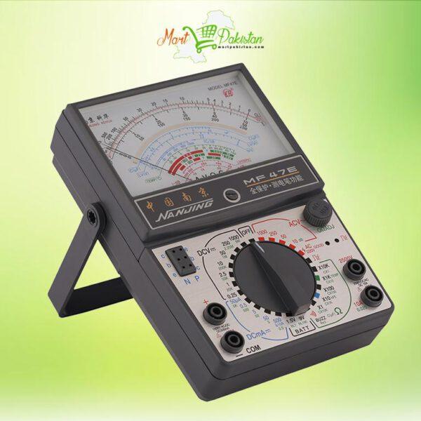 MF 47E Analog Multimeter