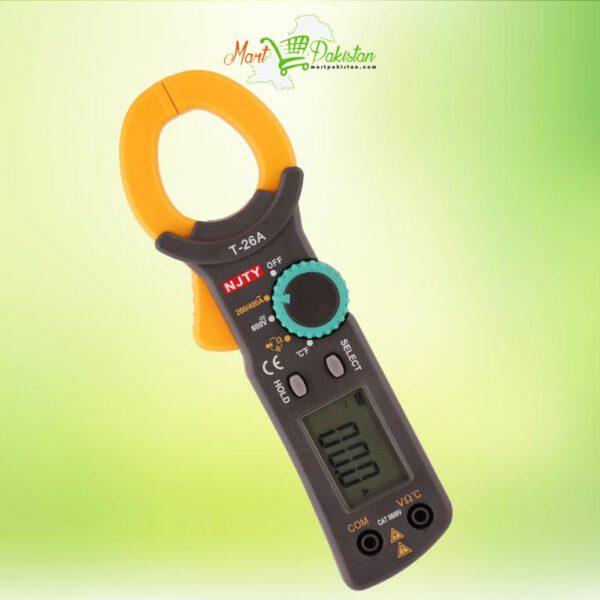 T 26A Digital Clamp Meter
