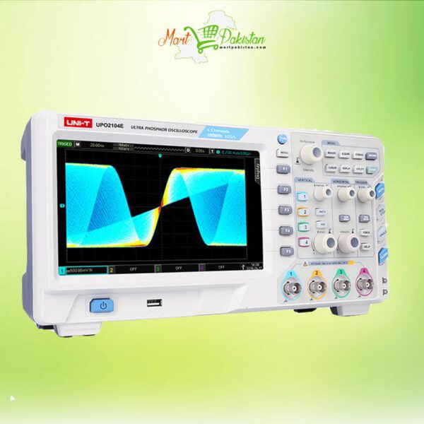UPO 2104E Ultra Phosphor Oscilloscope