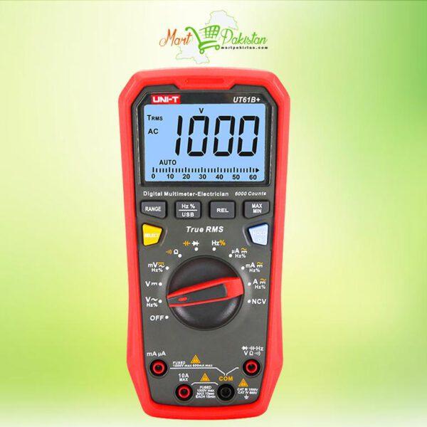 UT 61B+ Digital Multimeter