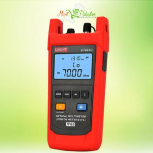 UT 693D Optical Multimeter (Power Meter & VFL)