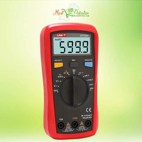 UT 133A Digital Multimeter
