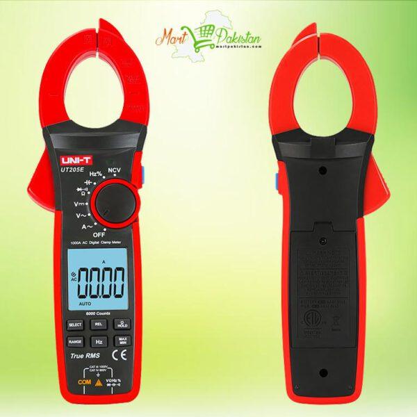 UT 205E 1000A True RMS Digital Clamp Meter