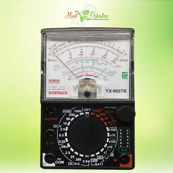 YX 960 Analog Multimeter